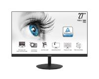"27"" MSI PRO MP271 5ms 75Hz FHD HDMI/VGA Siyah IPS Monitör"