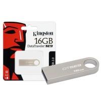 KINGSTON 16GB DTSE9H/16 USB 2.0 METAL USB BELLEK
