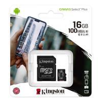 KINGSTON 16GB MICRO SD KART ADAPTORLU CLAS10 SDCS2/16GB