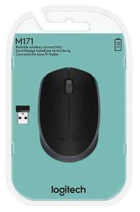 LOGITECH M171 Kablosuz Mouse Siyah 910-004424