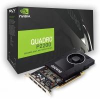 PNY Quadro P2200 5GB DDR5 160Bit DDR5 16x NV