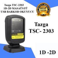 TAZGA TSC-2303 2D MASAÜSTÜ BARKOD OKUYUCU USB KAREKOD